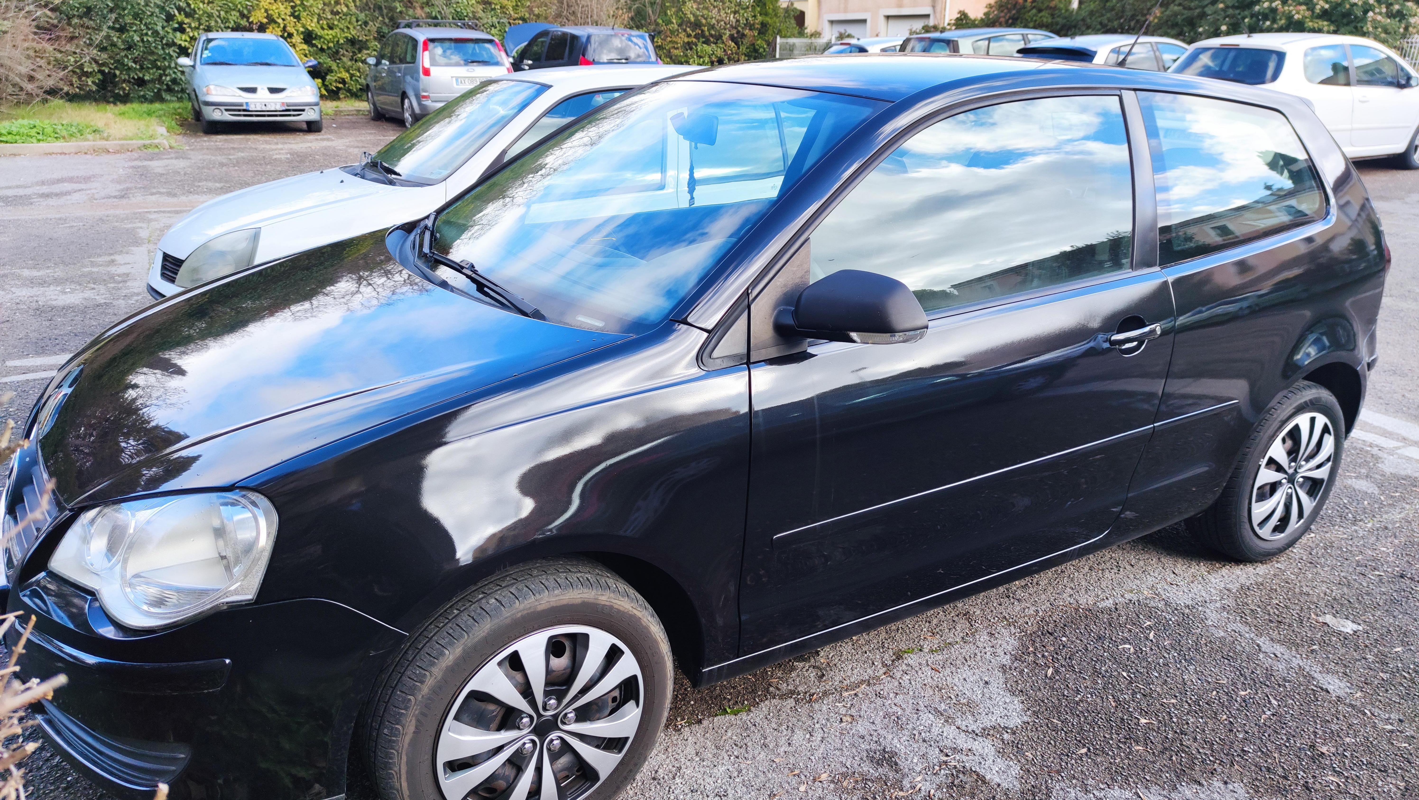 Volkswagen Polo 1.4 TDi Restylée 70cv