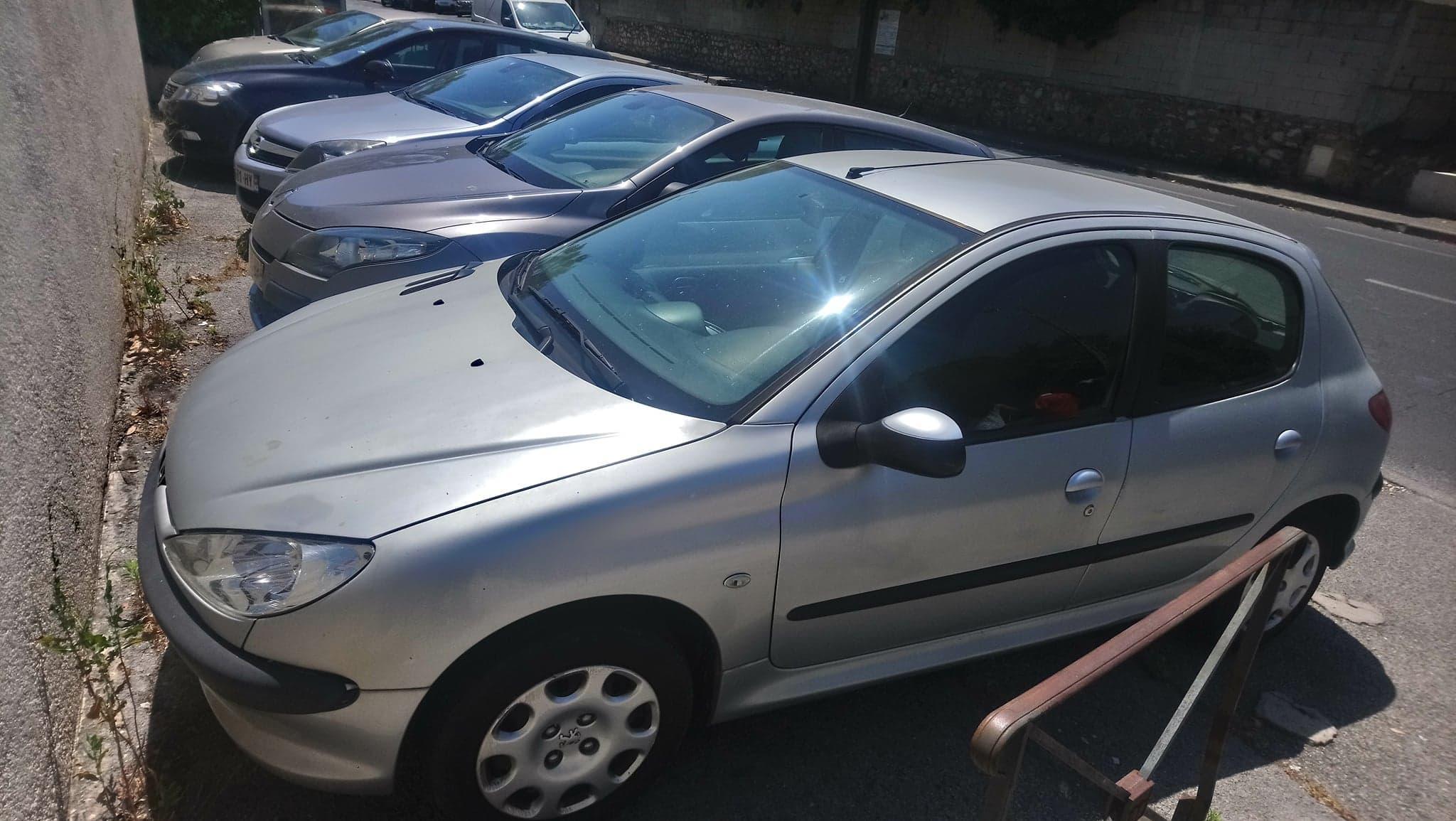 Peugeot 206 1.4 HDi Trendy