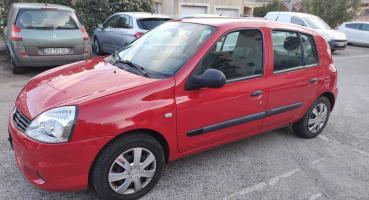 Renault Clio Campus II 1.2 Evolution 2011
